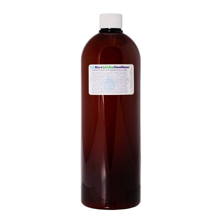 Buy Living Libations True Blue Spirulina Conditioner 1000ml (1L) at One Fine Secret. Official AU Stockist Clean Beauty Store in Melbourne, Australia.