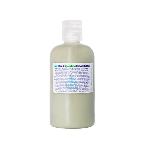 Buy Living Libations True Blue Spirulina Conditioner 240ml or 30ml at One Fine Secret. Official AU Stockist Clean Beauty Store in Melbourne, Australia.