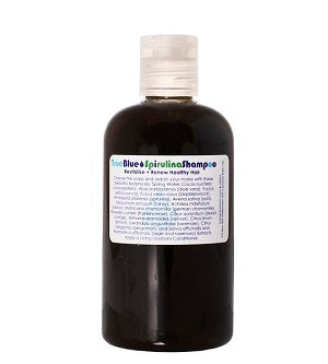 Buy Living Libations True Blue Spirulina Shampoo 240ml or 30ml at One Fine Secret. Living Libations Official AU Stockist Clean Beauty Store in Melbourne, Australia.