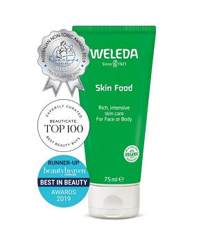 Buy Weleda Skin Food 75ml at One Fine Secret. Natural & Organic Skincare Store in Melbourne, Australia.