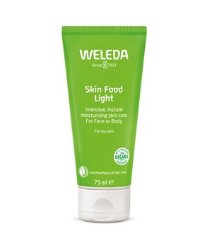 Buy Weleda Skin Food Light 75ml at One Fine Secret. Natural & Organic Skincare Store in Melbourne, Australia.