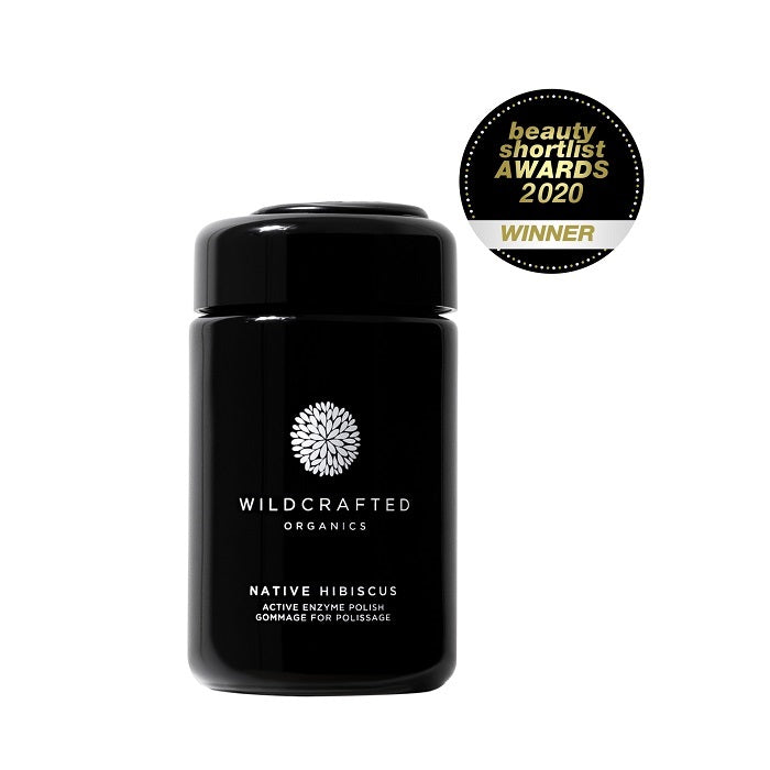 Award Winning Face Polish! One of the best Australian organic skincare. Buy Wildcrafted Organics Native Hibiscus Active Botanical Polish 70g at One Fine Secret. Natural Organic Skincare & Makeup Clean Beauty Store in Melbourne, Australia.