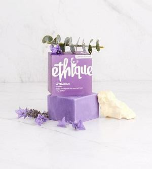 Buy Ethique Wombar - Solid Shampoo Bar For Normal Hair 110g at One Fine Secret. Ethique's Official Stockist in Melbourne, Australia.