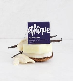 Buy Ethique Wonderbar - Solid Conditioner Bar for Oily to Normal Hair 60g at One Fine Secret. Ethique Official Stockist in Melbourne, Australia.