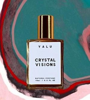 Handcrafted Natural Perfume. Buy Yalu Crystal Visions at One Fine Secret. Yalu Natural Perfume Official Stockist in Melbourne, Australia.