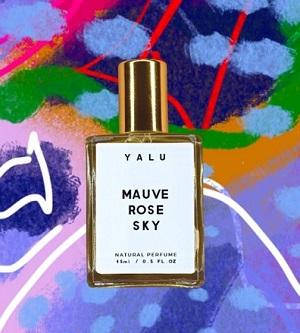 Handcrafted Natural Perfume. Buy Yalu Mauve Rose Sky at One Fine Secret. Yalu Natural Perfume Official Stockist in Melbourne, Australia.