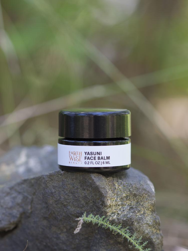 Popular Cult Green Beauty Skincare from the US. Earthwise Beauty Yasuni Face Balm. One Fine Secret Clean Beauty Store Melbourne Australia
