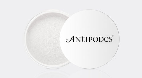 Makeup Category - Antipodes Translucent Skin-Brightening Mineral Finishing Powder 13g