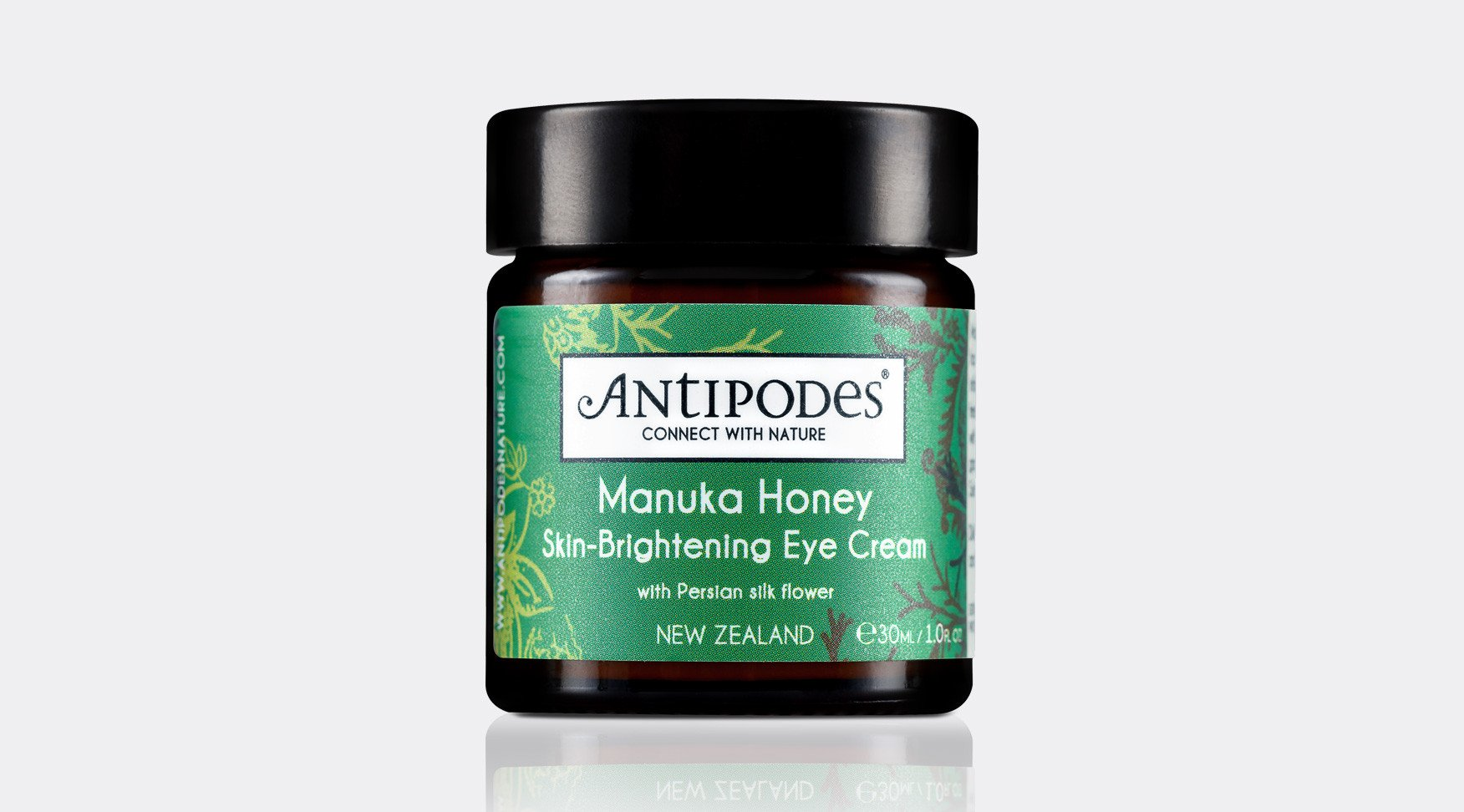 Skincare Category - Antipodes Manuka Honey Skin-Brightening Eye Cream 30ml