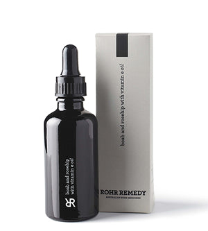 Skincare Category - Rohr Remedy Boab & Rosehip With Vitamin E Oil 50ml