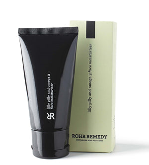 Skincare Category - Rohr Remedy Lilly Pilly & Omega 3 Moisturiser 50ml
