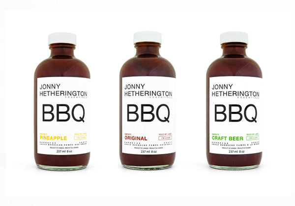 Barbecue Sauce Trio (APPROXIMATELY $19.00 USD)