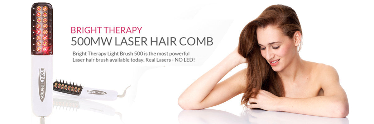 500mw Laser Hair Comb