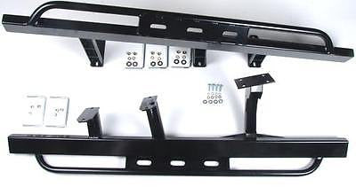 XROX ROCK SLIDERS for the NEW 2012+ FORD RANGER PX DUAL CAB ADR COMPLIANT