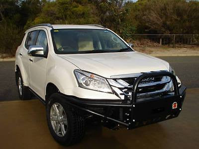 Isuzu MU-X mux 2013 on  XROX BAR, COMP BAR, ADR, AIR BAG WINCH bash plate