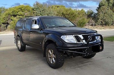 NISSAN NAVARA D40 STX & STX550 Pathfinder R51 SPAIN VIN 2010 ON XROX BULL BAR