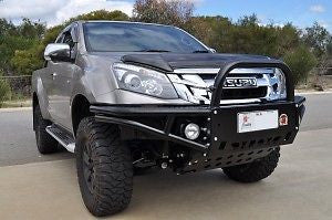 ISUZU DMAX 06/2012 - 2015, XROX COMP BULL BAR, ADR, AIR BAG WINCH BAR