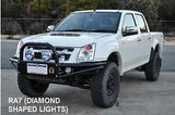 HOLDEN COLORADO RA7 2007-10/2008 XROX BULL BAR COMP BAR, ADR BASH PLATES