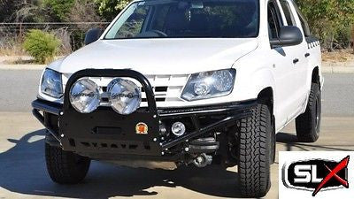 VOLKSWAGON AMAROK 02/2011 - 2015, XROX BULL BAR, ADR WINCH BAR