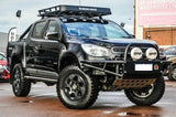 HOLDEN COLORADO 06/2012 - 2016 , XROX COMP BULL BAR, ADR, WINCH BAR