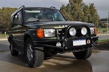 LAND ROVER DISCOVERY SERIES 2, XROX COMP BULL BAR, ADR, AIRBAG, IN STOCK NOW
