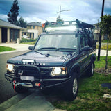 Landrover Discovery Series 2 XROX BAR, COMP BAR, ADR, AIR BAG WINCH BAR