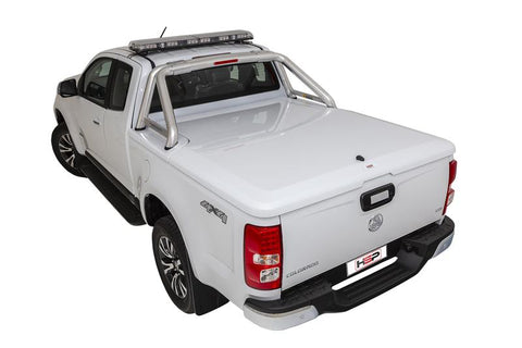 HSP 3PCE MANUAL SINGLE CENTER LOCK – HOLDEN EXTRA CAB RG COLORADO HARD LID