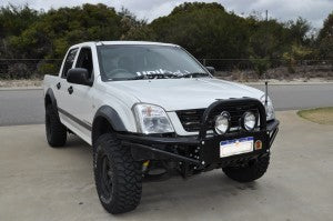 XROX BULLBAR TO SUIT HOLDEN RODEO RA 2003-10/2007