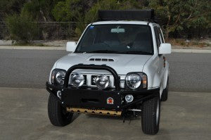 XROX BULLBAR - TOYOTA FJ CRUISER ( 03/2011- ON )