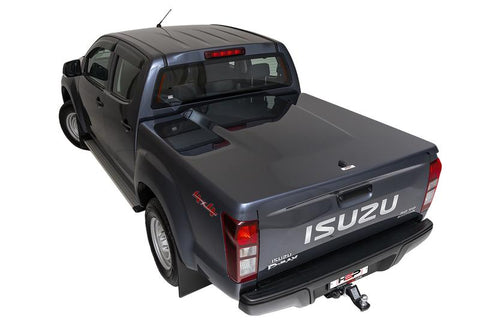 HSP 1PCE MANUAL SINGLE CENTER LOCK HARD LID – ISUZU DUAL CAB D-MAX