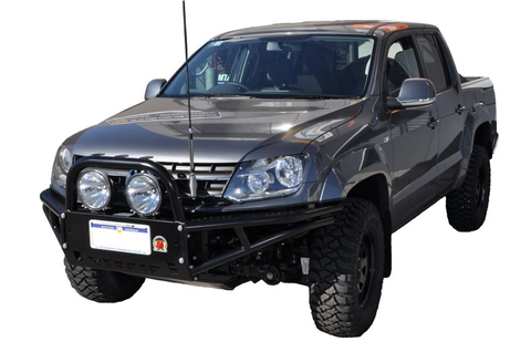 Copy of VOLKSWAGON AMAROK bullbar 02/2011 - 2016, XROX BULL BAR, ADR, A/BAG WINCH