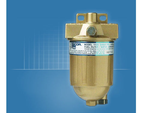 110A Racor Fuel Filter Water Separator
