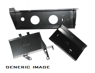 Dual Battery Tray toyota Prado 120 V6 Petrol Battery tray