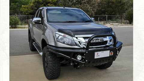 Xrox Steel Bull Bar Roo Bar for Isuzu D-Max 06/2012 on XRDMAX2