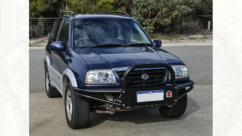 Xrox Steel Bull Bar Roo Bar for Suzuki Grand Vitara SWB & LWB 1999-7/2005 XRSGV1