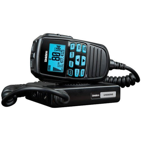Uniden UH8060 S 80 Channel UHF CB Radio with Masterscan