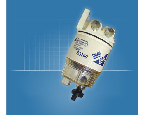 120R-RAC-01 Racor Marine Gasoline Fuel Filter/Water Separator
