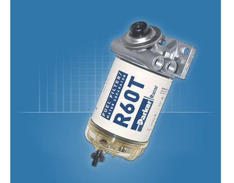 460R Racor Diesel Spin-on Fuel Filter/Water Separator