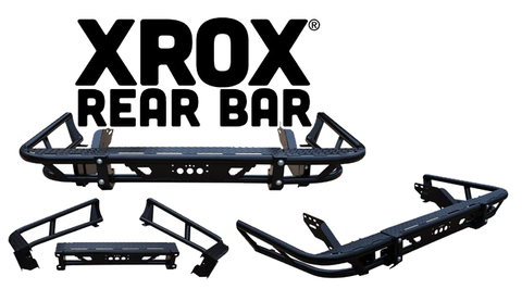 Xrox Rear Protection Tube Bars