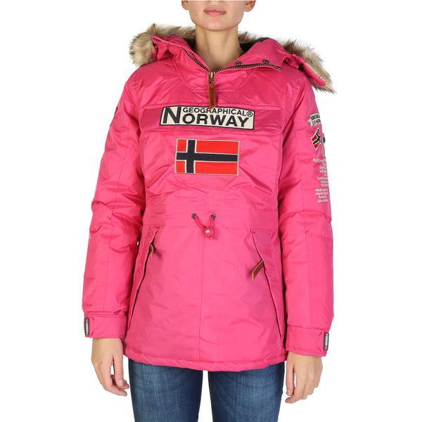 Geographical Norway - Boomera Womens Pink Jacket