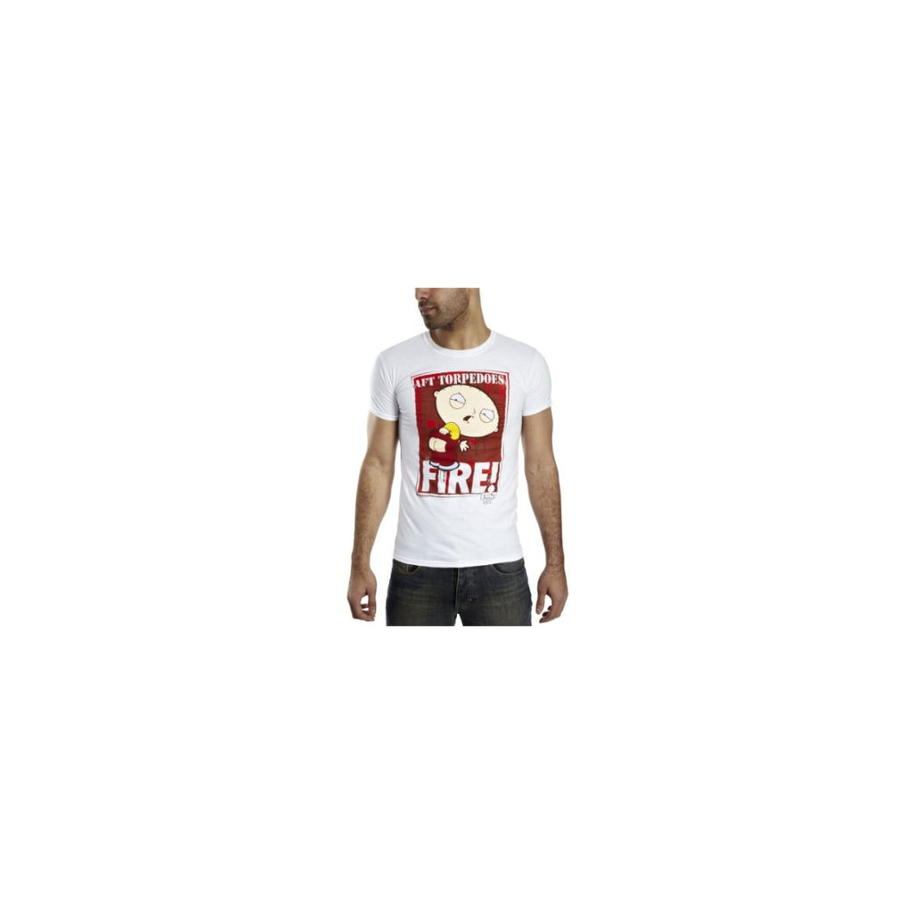 Bravado Family house Stewie Griffin T-shirt - Sovranity