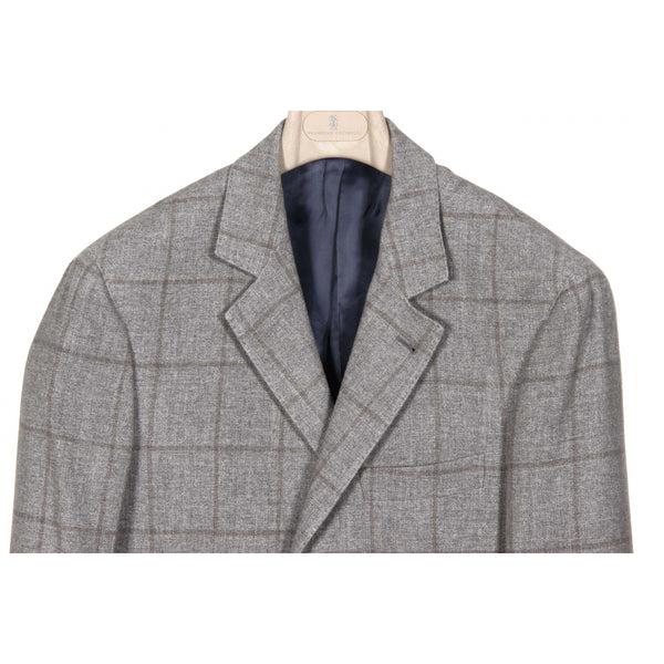 Brunello Cucinelli Mens Jacket MA4458310 C043 - Sovranity