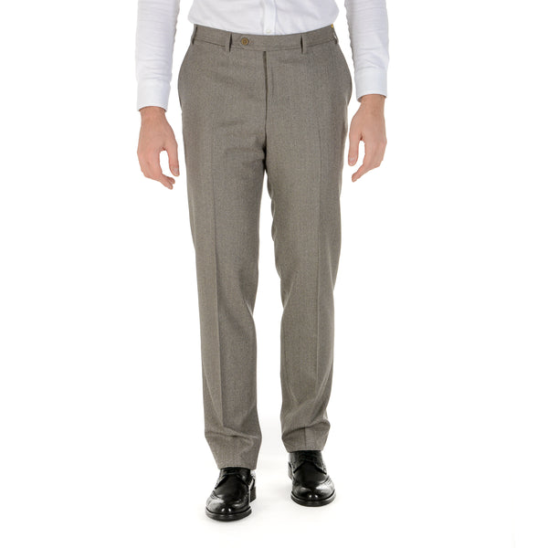 Canali Mens Pants Grey