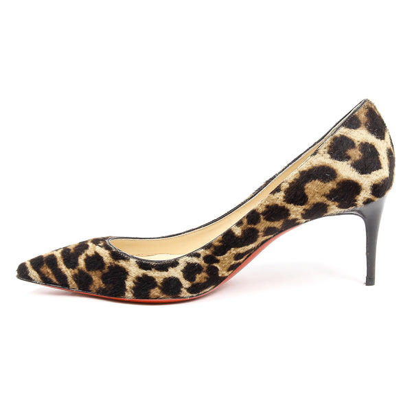 Christian Louboutin Womens Pump DECOLLETE 554 70 PONY 50S