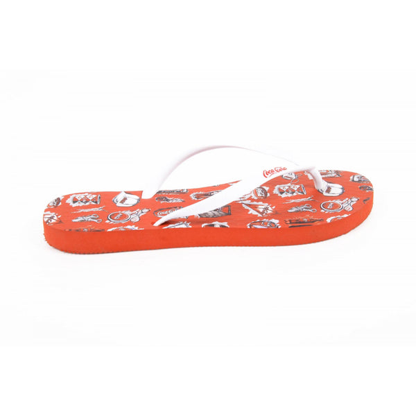 Coca Cola ladies flip flop CCA0636 ACE RED - Sovranity