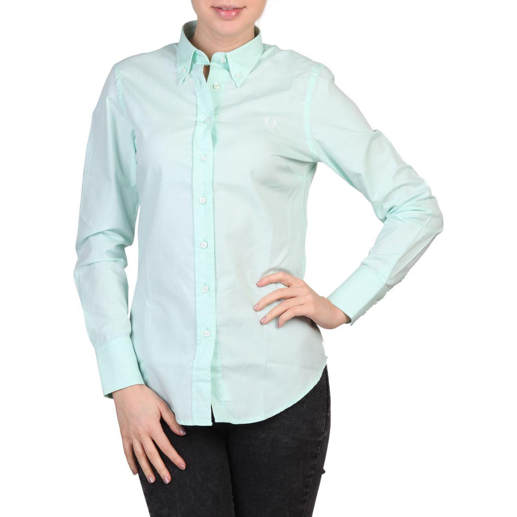 Fred Perry Womens Shirt 31202155 0792 - Sovranity
