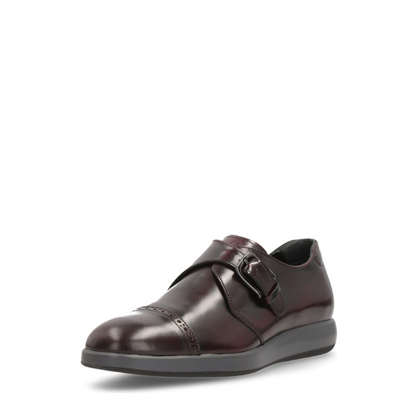 Hogan Mens Monk Strap Shoe Bordeaux HXM2090P2106Q6R810