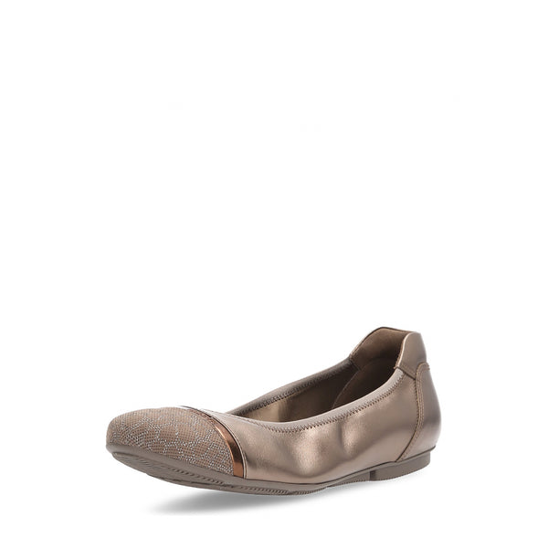 Hogan Womens Ballerina Brown HXW1440712277B8699F