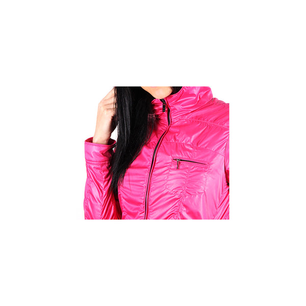 Hogan ladies jacket with hood KJW12268030BSSL605 - Sovranity