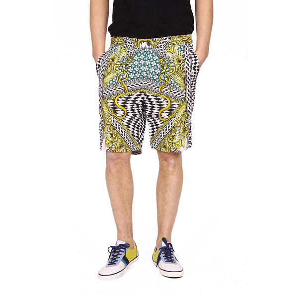 Just Cavalli mens shorts S03MU0024 N36754 100S